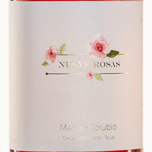 Comprar vino rosada Nueve Rosas