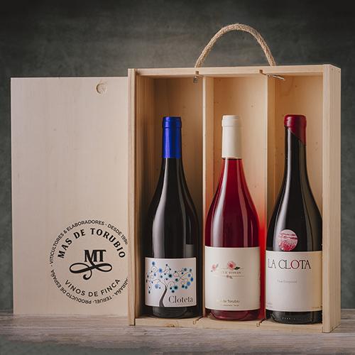 Comprar vino de Mas de Torubio